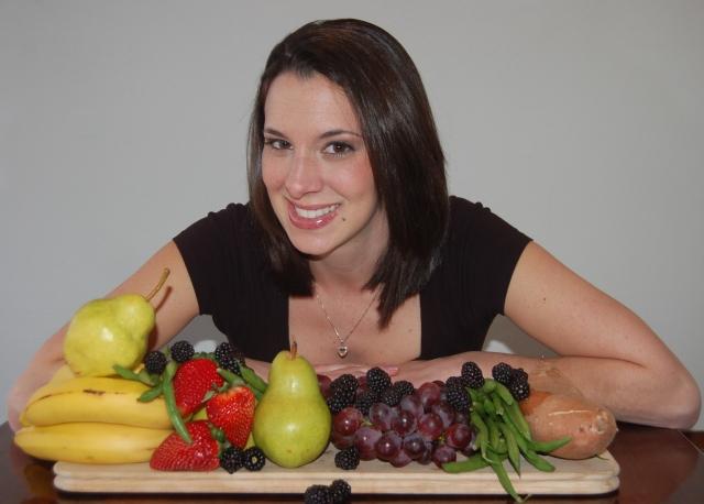 Alexandra Oppenheimer, Registered Dietitian