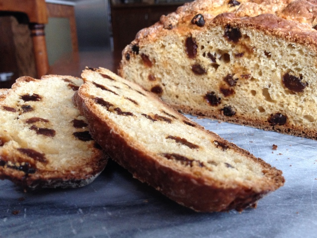 Ambitious and Nutritious Irish Soda Bread
