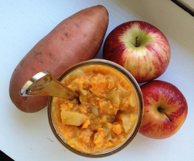 Coast-to-Coast Sweetpotato Applesauce